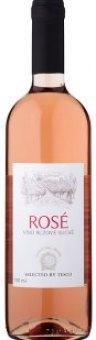 Víno Rosé Tesco