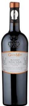 Víno Rosso Toscana Grandi Mori