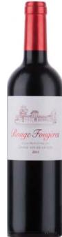 Víno Graves 2011 Rouge Fougéres