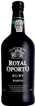 Víno červené Ruby Royal Oporto Real Companhia Velha