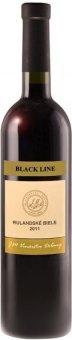 Víno Rulandské bílé Black Line JM Vinařství Dolany