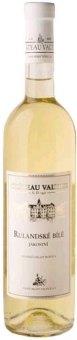 Víno Rulandské bílé Chateau Valtice - archivní