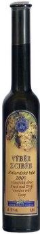 Víno Rulandské bílé Chateau Valtice - výběr z cíbéb