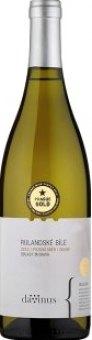 Víno Rulandské bílé Davinus - pozdní sběr