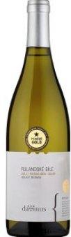 Víno Rulandské bílé Davinus - přívlastkové