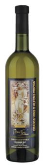 Víno Rulandské bílé Grands Vins d'Alfons Mucha - pozdní sběr