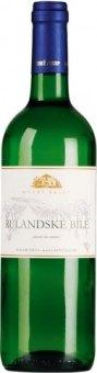 Víno Rulandské bílé Modrý sklep Šaldorf