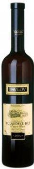 Víno Rulandské bílé Pavlov