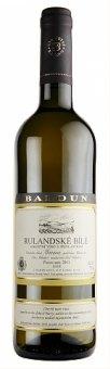 Víno Rulandské bílé Vínařství Baloun