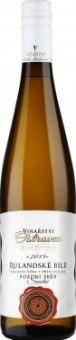 Víno Rulandské bílé Vinařství Ostrovec - pozdní sběr