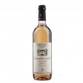 Víno Rulandské modré klaret Vinařství Jedlička - pozdní sběr