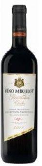 Víno Rulandské modré Sommelier Club Víno Mikulov