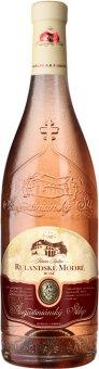 Víno Rulandské modré Rosé Prestige Augustiniánský sklep - zemské