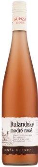 Víno Rulandské modré Rosé Vinařství Bzenec Bunža - výběr z hroznů