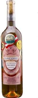 Víno Rulandské modré Rosé Vinařství Krist Milotice - výběr z hroznů