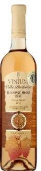 Víno Rulandské modré Rosé Vinium Exclusive Velké Pavlovice - výběr z hroznů