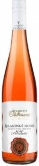 Víno Rulandské modré Rosé Vinařství Ostrovec