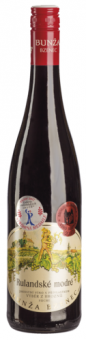 Víno Rulandské modré Vinařství Bzenec Bunža - výběr z hroznů