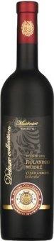 Víno Rulandské modré Vinařství Mutěnice - výběr z hroznů