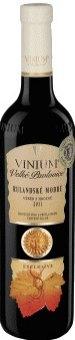 Víno Rulandské modré Vinium Velké Pavlovice - výběr z hroznů