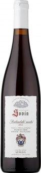 Víno Rulandské modré Vinný sklep Sovín - pozdní sběr