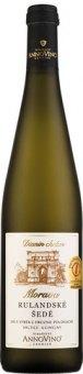 Víno Rulandské šedé Vinařství Annovino Lednice - výběr z hroznů