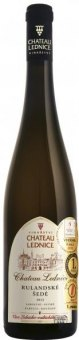 Víno Rulandské šedé Chateau Lednice
