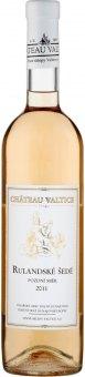 Víno Rulandské šedé Chateau Valtice - pozdní sběr