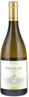 Víno Rulandské šedé Elesko - pozdní sběr