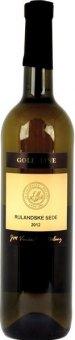 Víno Rulandské šedé Gold Line JM Vinařství Dolany