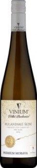 Víno Rulandské šedé Premium Morava Vinium Velké Pavlovice
