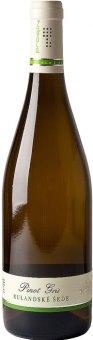 Víno Rulandské šedé Proqin - pozdní sběr