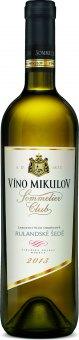 Víno Rulandské šedé Sommelier Club Víno Mikulov - pozdní sběr