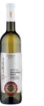 Víno Rulandské šedé Top Collection Vinařství Mutěnice - výběr z hroznů