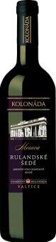 Víno Rulandské šedé Vinařství Kolonáda Valtice