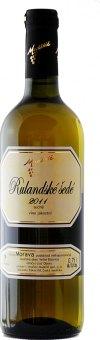 Víno Rulandské šedé Vinařství Maděřič