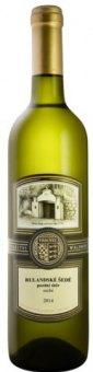 Víno Rulandské šedé Vinařství Waldberg - pozdní sběr