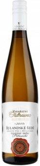 Víno Rulandské šedé Vinařství Ostrovec - pozdní sběr