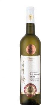 Víno Rulandské šedé - výběr z hroznů
