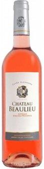 Víno Rosé Cuvée Château Beaulieu