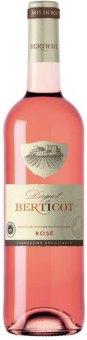 Víno růžové Daguet de Berticot