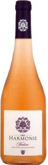 Víno růžové Harmonie VMV Ventoux