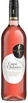 Víno růžové Kumala Cape Classics