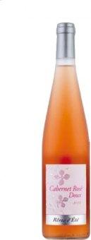 Víno Rosé Doux Bordeaux