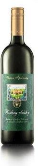 Víno Ryzling vlašský Chateau Topolčianky