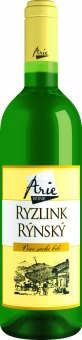 Víno Ryzlink Rýnský Arie