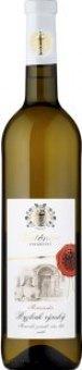 Víno Ryzlink Rýnský Moravanka Vinařství Mutěnice