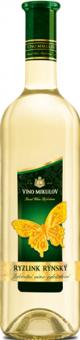 Víno Ryzlink rýnský Motýl Víno Mikulov