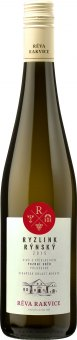 Víno Ryzlink rýnský Réva Rakvice - pozdní sběr