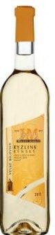 Víno Ryzlink rýnský Rodinné Vinařství Spěvák